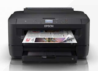 EPSON WorkForce WF-7210DTW Printer Driver Download