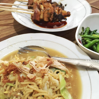 Bakmi Jawa Pak Gareng - wisata kuliner semarang