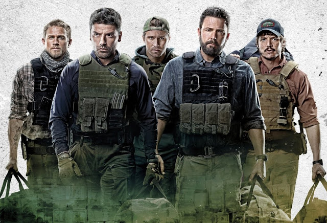 Triple Frontier starring Ben Affleck, Oscar Isaac, and Charlie Hunnam, Netflix