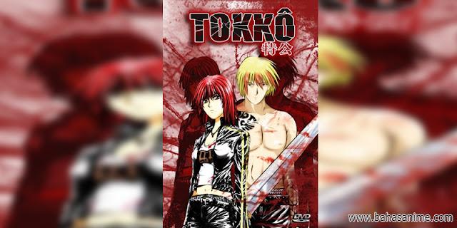 rekomendasi anime Tokko