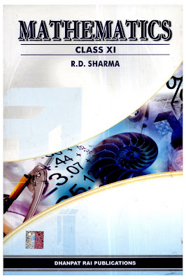 RD Sharma Mathematics class 11 free pdf download