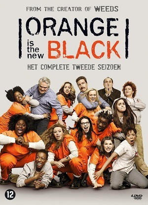 Orange Is the New Black - 2ª Temporada Completa Séries Torrent Download capa