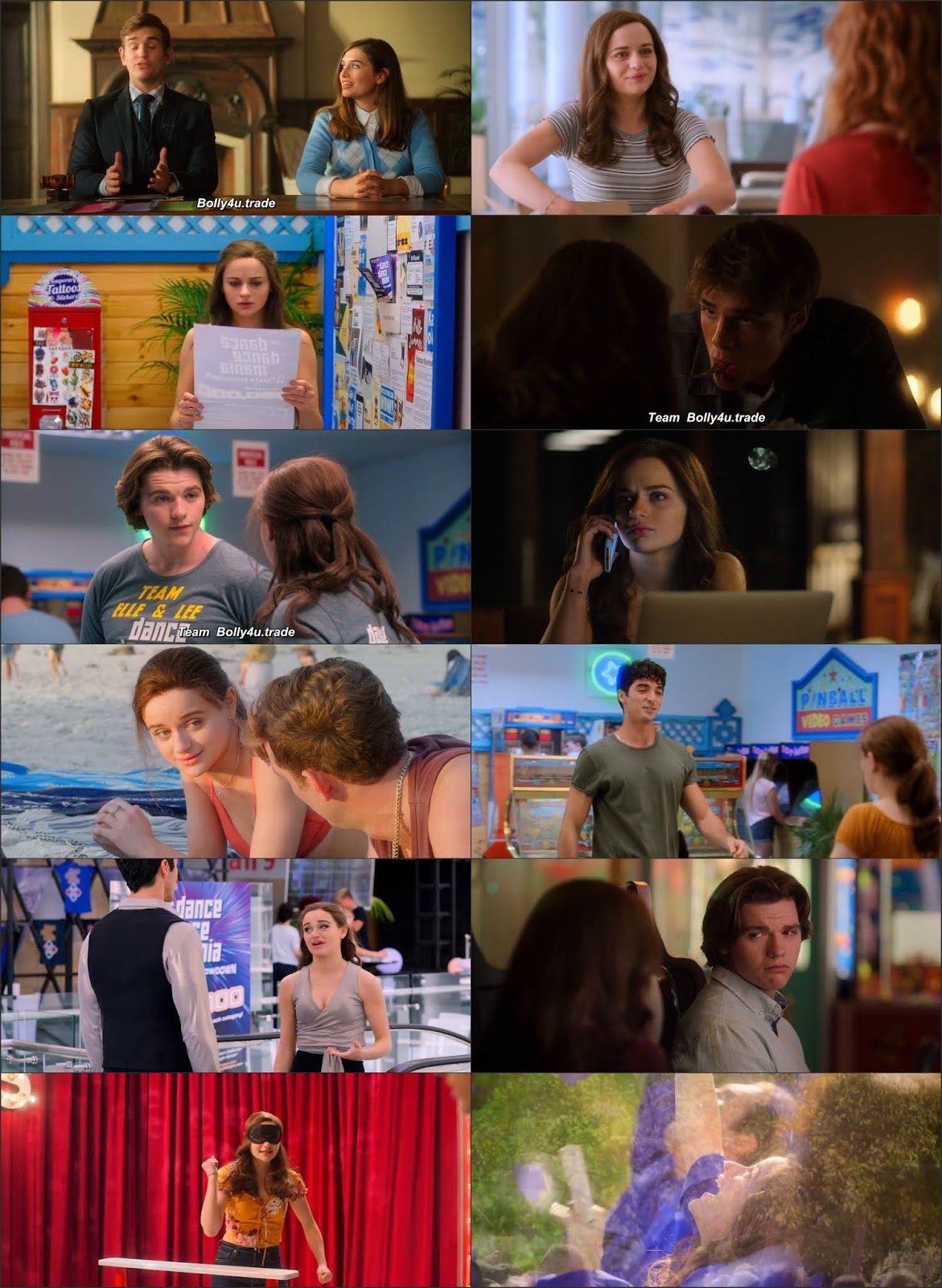 The Kissing Booth 2 2020 BluRay 400MB Hindi Dual Audio 480p Download