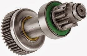 Starter Clutch dan Pinion gear