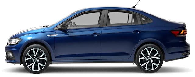VW Virtus GTS 2021
