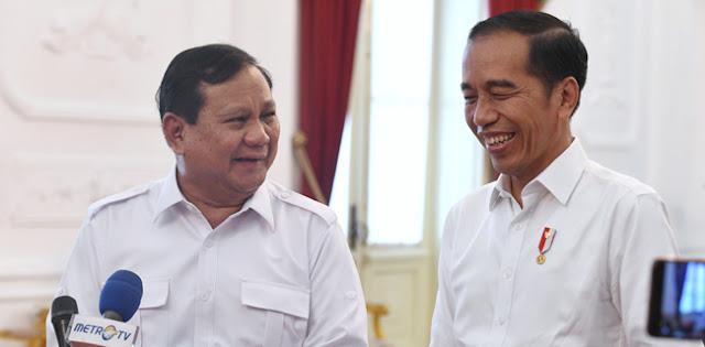 Jangan Ragukan Kehadiran Prabowo Di Kubu Jokowi