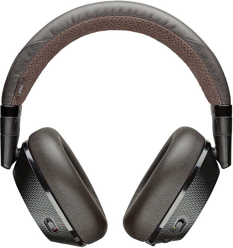 Platronics Headphone Front View