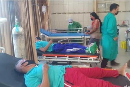 51 Orang Di Ngawi Keracunan Usai Santap Nasi Kotak Syukuran Warga