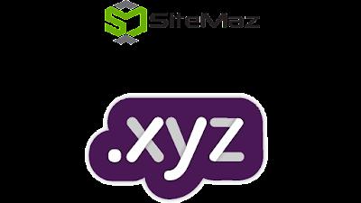 SiteMaz - An official Retial partner of .XYZ