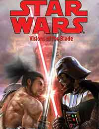 Star Wars: Visions of the Blade Comic