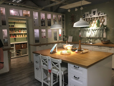 IKEA Kitchen Displays