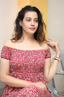 Diksha Panth in a Deep neck Short dress at Maya Mall pre release function ~ Celebrities Exclusive Galleries 106.JPG