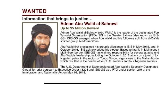 Quién era Adnan Abu Walid al-Sahraoui, el joven procedente del Sáhara ocupado que lideró Daesh en el Sahel.