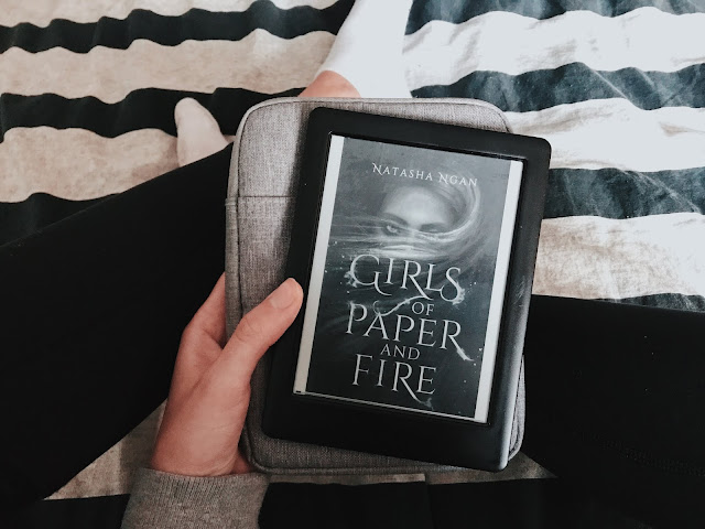 Girls of Paper and Fire boek Natasha Ngan