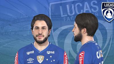 PES 2018 Hudson - Cruzeiro