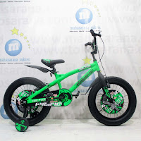 18 pacific cool tech bmx sepeda anak