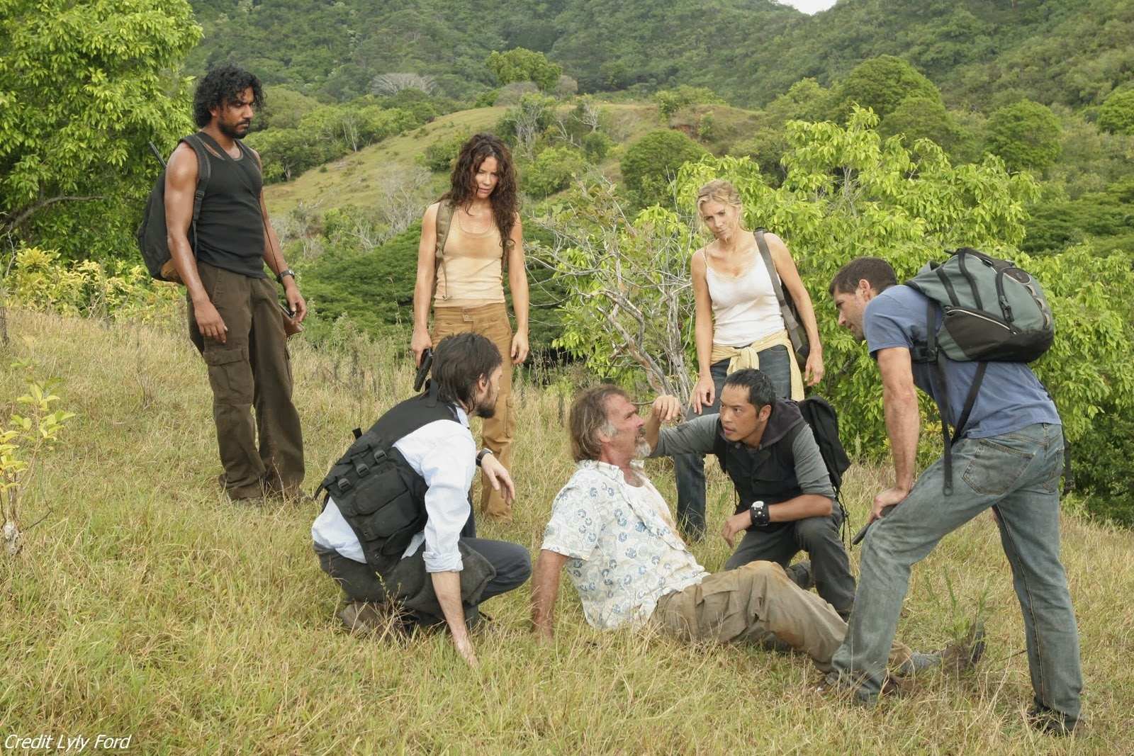 Lost season 1 episode 11 review : Cholo mexican gangster movies