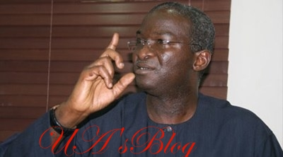 How I was scammed by a 'Yahoo boy' – Babatunde Fashola opens up