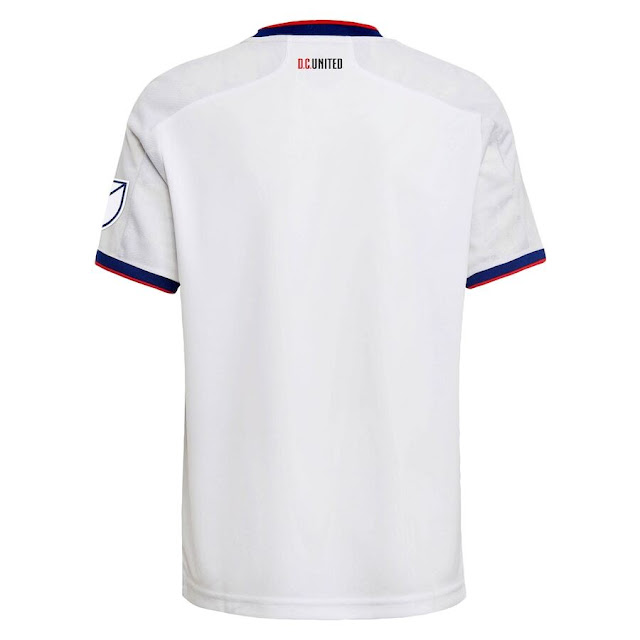 DC United 2021 Away Jersey