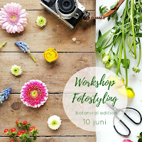 Fotostyling Workshop 10 juni 2018