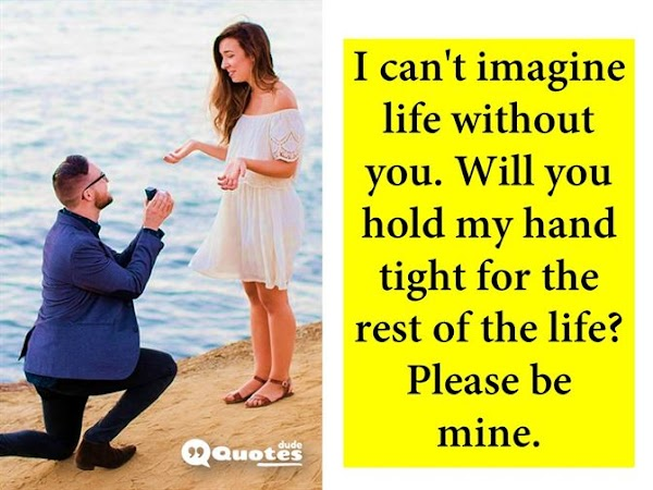 Best Happy Propose Day Quotes For Girlfriend