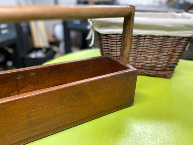 How to Give New Life to Old Baskets