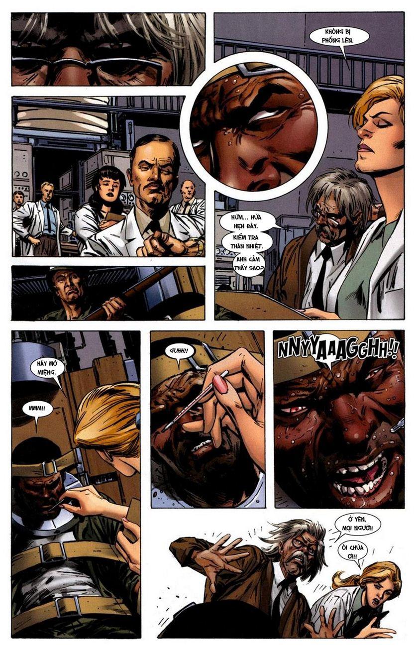 Ultimate Origin chap 1 trang 15