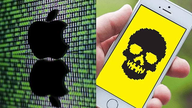 باحثون من شركة غوغل يكتشفون 5 ثغرات خطيرة على أيفون