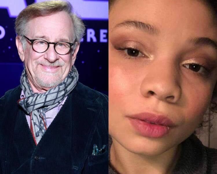 Mikaela Spielberg bintang porno