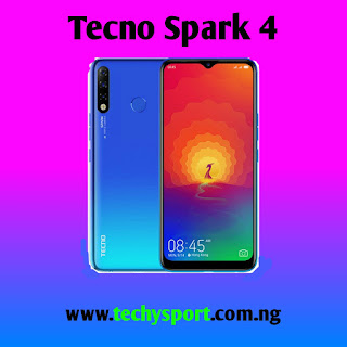 Tecno Spark 4: Review, Specs and Price