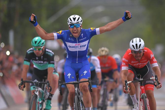 Vuelta a San Juan 2018 - 4ª etapa