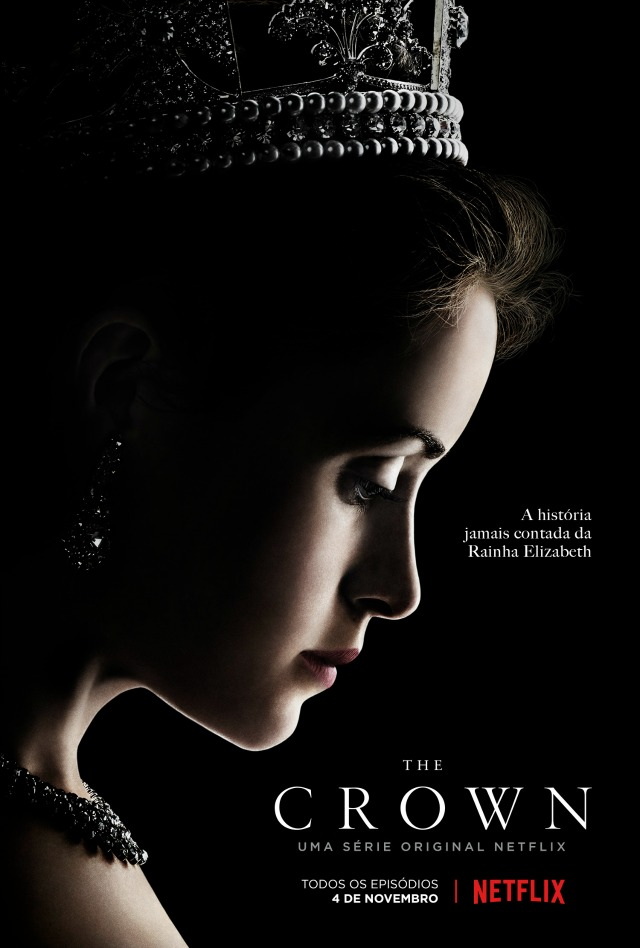 The Crown a nova série da Netflix sobre a nobreza britânica