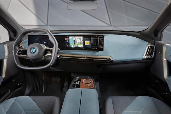 BMW iX chega aos EUA com preço de US $ 83.200 - fotos e detalhes