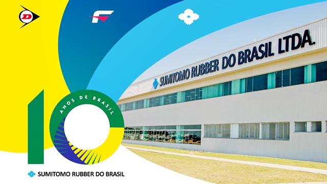 LANÇAMENTO: Sumitomo Rubber do Brasil investe mais R$ 1 bilhão em ampliação de fábrica no Paraná