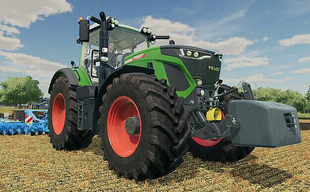 Farming Simulator 22 release date and a great trailer