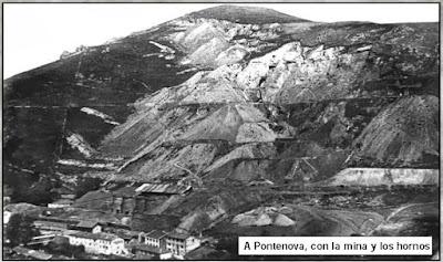 Resultado de imagen de minas villaoudrid