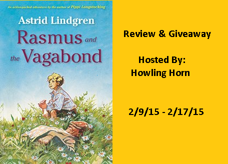 Rasmus and the Vagabond Review and Giveaway