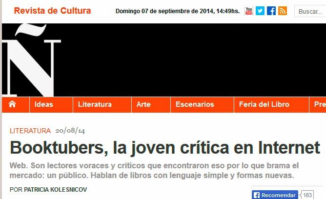 http://www.revistaenie.clarin.com/literatura/Booktubers-joven-critica-Internet_0_1190281009.html