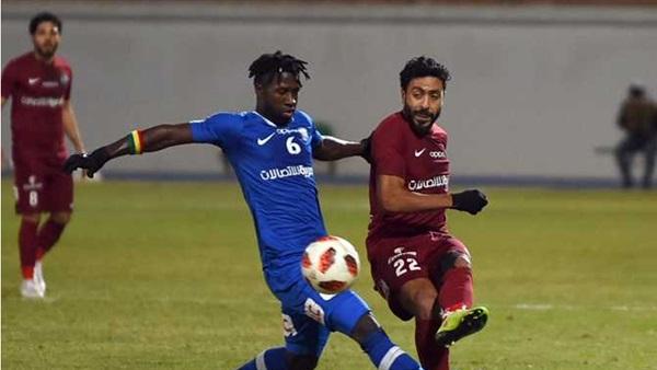اهداف مباراة سموحة ومصر المقاصة (1-1) الدوري المصري