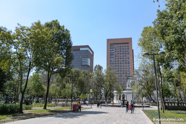 Alameda Central, Cidade do México