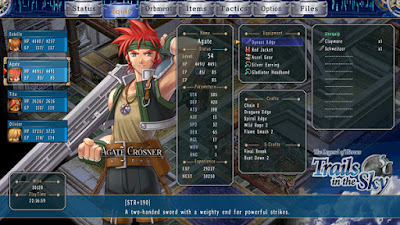 تحميل لعبة The Legend of Heroes Trails in the Sky