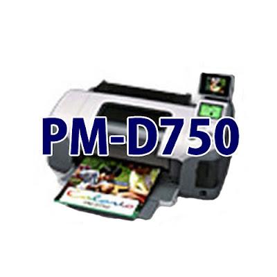 Epson Colorio PM-D750ドライバーダウンロード