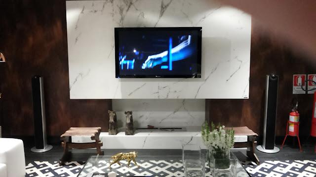 Lareiras na Casa Cor RS 2015