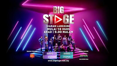 Tonton Video Big Stage 2019 (Minggu 1-8)