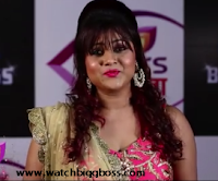 PRITY BISWAS - Bigg boss bangla season 2 contestants