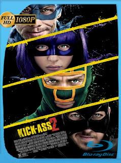 Kick-Ass 2 (2013) BRRip [1080p] Latino [GoogleDrive] PGD