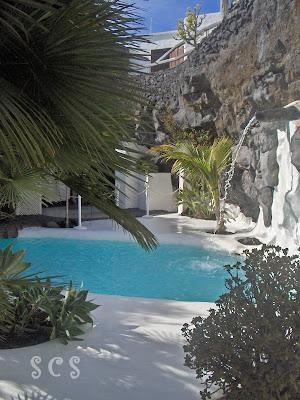 Casa de César Manrique, Lanzarote by Susana Cabeza
