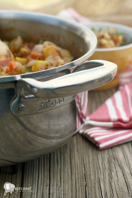 Summer Vegetable Goulash