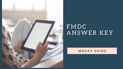 fmdc answer key