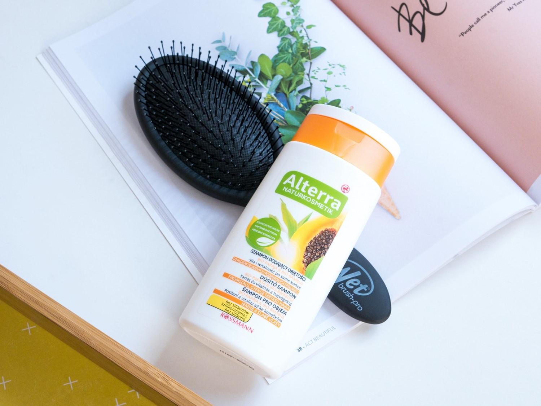 Alterra szampon dodający objętości, Wet Brush